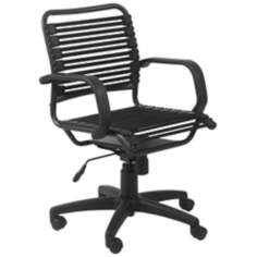Bungie Mid-Back Black Office Chair
