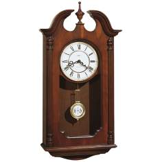 "Howard Miller Danwood 26 1/4"" High Wall Clock"