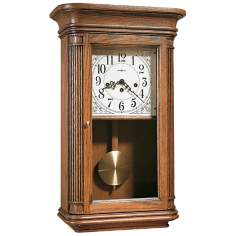 "Howard Miller Sandringham 24"" High Wall Clock"