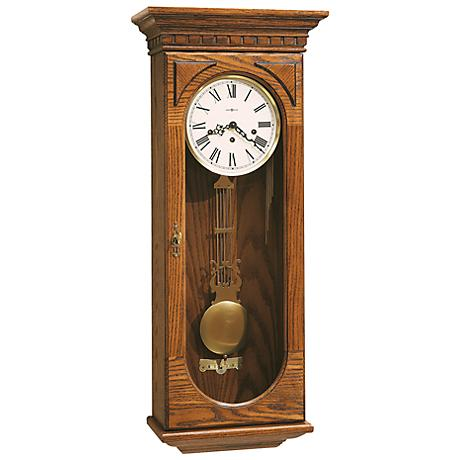 "Howard Miller Westmont 35 1/4"" High Wall Clock"