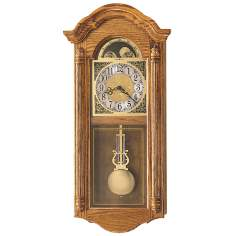 "Howard Miller Fenton 28 1/2"" High Wall Clock"