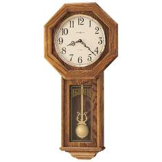 "Howard Miller Ansley 31"" High Wall Clock"