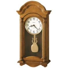 "Howard Miller Amanda 25 1/4"" High Wall Clock"