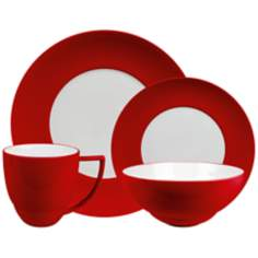 UNO Chili 4-Piece Place Setting