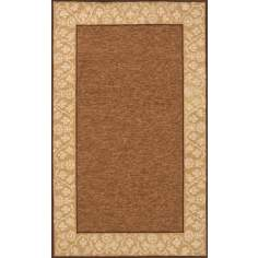 Veranda VR-05 Mocha Indoor/Outdoor Area Rug