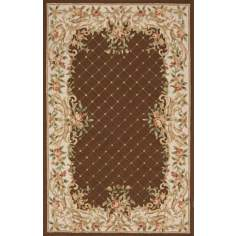 Veranda VR-06 Brown Indoor/Outdoor Area Rug