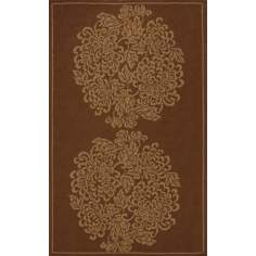 Veranda VR-09 Brown Indoor/Outdoor Area Rug