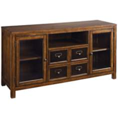 Mercantile Whiskey Entertainment Console Table
