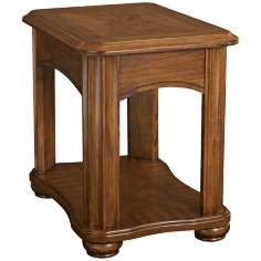 Fremont Rectangular Sable End Table
