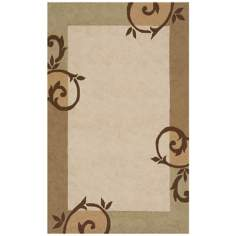 Veranda VR-14 Cream Indoor/Outdoor Area Rug