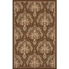 Veranda VR-15 Brown Indoor/Outdoor Area rug