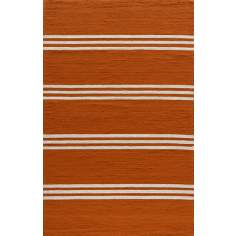 Veranda VR-16 Tangerine Indoor/Outdoor Area Rug