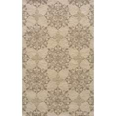 Veranda VR-19 Beige Indoor/Outdoor Area Rug