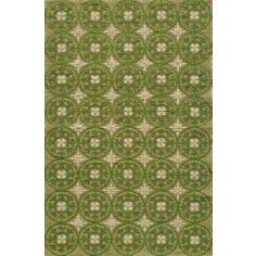 Veranda VR-26 Green Indoor/Outdoor Area Rug