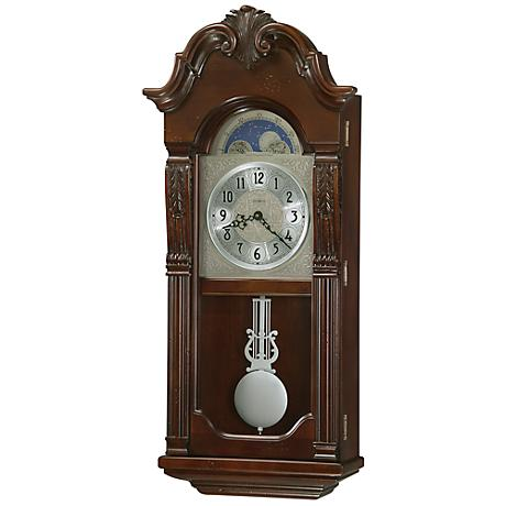 "Howard Miller Norristown 29"" High Wall Clock"
