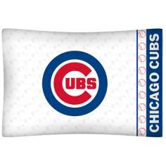 MLB Chicago Cubs Micro Fiber Pillow Case