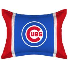MLB Chicago Cubs MVP Pillow Sham