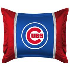MLB Chicago Cubs Sidelines Pillow Sham