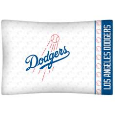 MLB Los Angeles Dodgers Micro Fiber Pillow Case