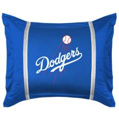 MLB Los Angeles Dodgers Sidelines Pillow Sham