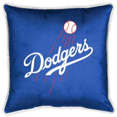 MLB Los Angeles Dodgers Sidelines Pillow