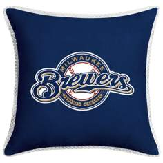 MLB Milwaukee Brewers MVP Pillow