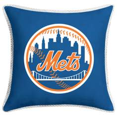 MLB New York Mets MVP Pillow