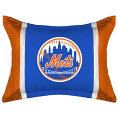 MLB New York Mets MVP Pillow Sham