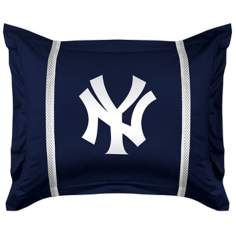 MLB New York Yankees Sidelines Pillow Sham