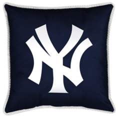 MLB New York Yankees Sidelines Pillow