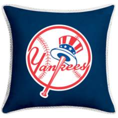 MLB New York Yankees MVP Pillow