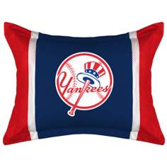 MLB New York Yankees MVP Pillow Sham