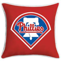 MLB Philadelphia Phillies Sidelines Pillow