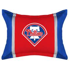 MLB Philadelphia Phillies Sidelines Pillow Sham