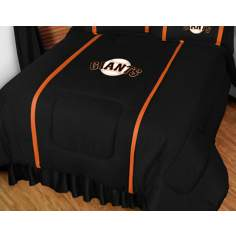 MLB San Francisco Giants Sidelines Comforter
