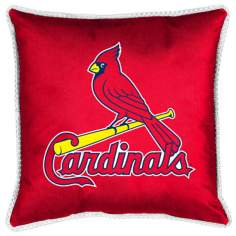 MLB St. Louis Cardinals Sidelines Pillow