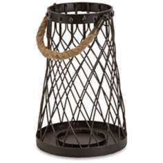 Regatta Small Iron Frame Lantern