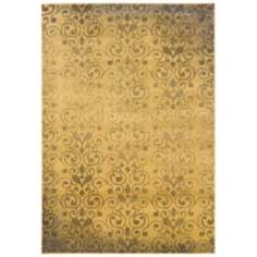 Oriental Weavers Stella Collection 3266A Washed Area Rug