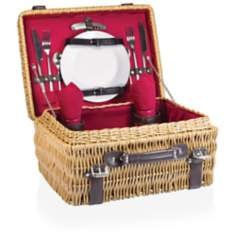 Champion Red Willow Picnic Basket