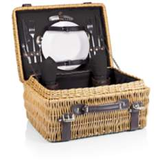 Champion Black Willow Picnic Basket