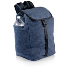 MODE Seatbelt Webbing Navy Backpack