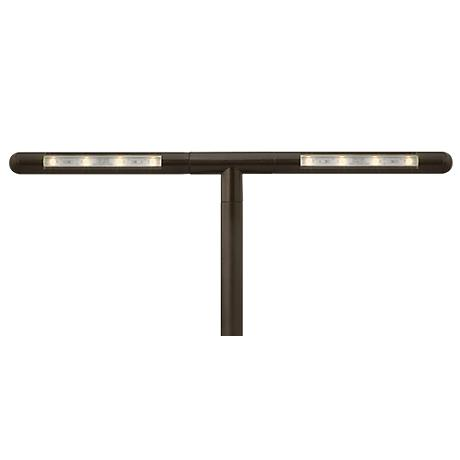 "Hinkley Nexus 19 1/2"" Wide Adjustable Bronze LED Path Light"