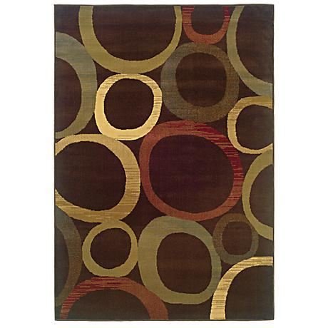 Oriental Weavers Tybee 2361D Multicolored Rug
