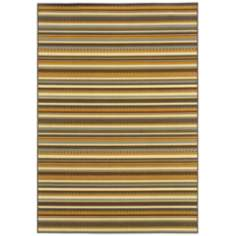 Oriental Weavers Bali 1001J Striped Rug