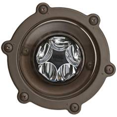 Radiax 2700K 10-Degree 6.5W Rich Bronze LED Spot Light