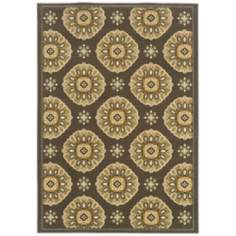 Oriental Weavers Bali Collection 5863N Rug