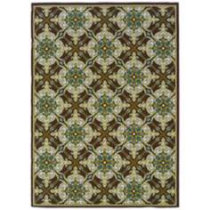 Oriental Weavers Caspian Collection 1005D Rug