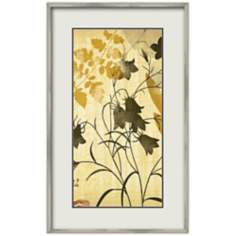 "Seasonal Lilies I 19 1/4"" Wide Wall Art"