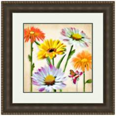 "Garden Variety II 30"" Wide Wall Art"