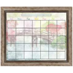 "Watergarden 24"" Wide Memoboard"